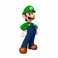 Luigi - Super Mario Bros.