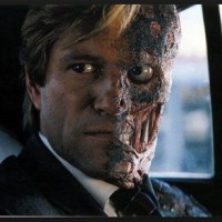 Two Face - The Dark Knight
