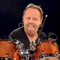 Lars Ulrich in Metallica's Enter Sandman