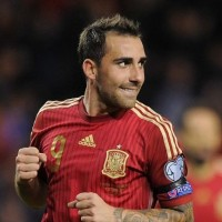 Paco Alcacer - Spain
