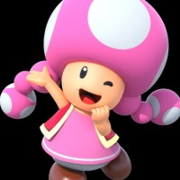 Toadette - Super Mario Series