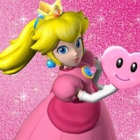 Princess Peach (Mario Games)