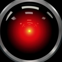 Hal 9000 - 2001: A Space Oddysey