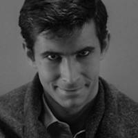 Norman Bates - Anthony Perkins