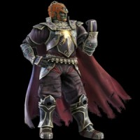 Ganondorf (Melee, Brawl, and 3DS/Wii U)