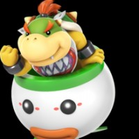 Bowser Jr. - Mario and Luigi Dream Team