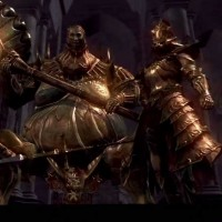 Dragonslayer Ornstein & Executioner Smough (Dark Souls)