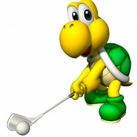 Koopa Troopa - Super Mario Bros.