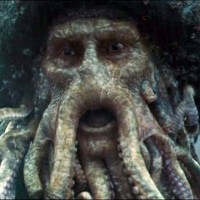 Davy Jones - Pirates of the Caribbean: At World's End