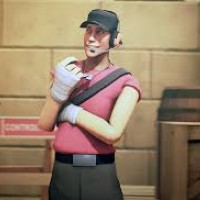 The Scout - Team Fortress 2