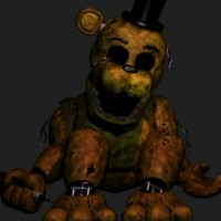 Golden Freddy - Five Night's at Freddy's