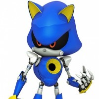 Metal Sonic - Sonic the Fighters