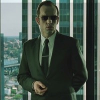 Agent Smith - The Matrix