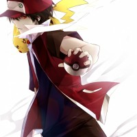 Red (Pokemon HGSS)