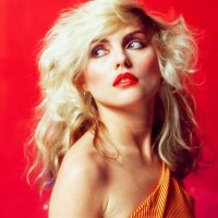 Deborah Harry from Blondie
