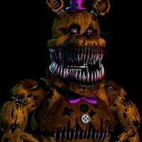Nightmare Fredbear (Five Nights At Freddy's 4)