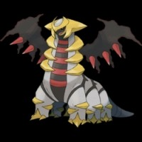 Giratina - Pokemon Platinum