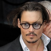 Johnny Depp - Mr Potato Head
