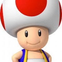 Toad - Super Mario Series
