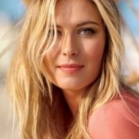 Maria Sharapova - Tennis player