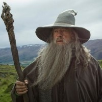 Gandalf - The Lord of the Rings/The Hobbit Trilogy