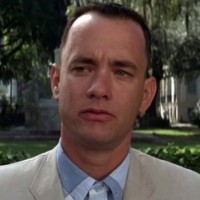 Forrest Gump - Tom Hanks