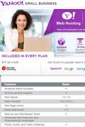 Yahoo! Web Hosting