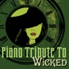 Defying Gravity - Wicked the Musical