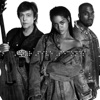 Fourfiveseconds - Rihanna, Kanye West and Paul McCartney