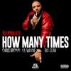 How Many Times - DJ Khaled