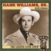 I'm So Lonesome I Could Cry - Hank Williams, SR