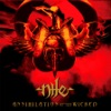 Cast Down the Heretic - Nile