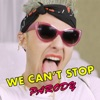 We Can't Stop Parody Cover Art