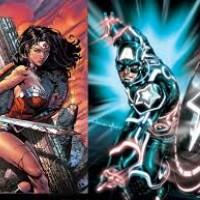 Wonder Woman vs Captain America