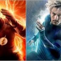Quick Silver vs the Flash