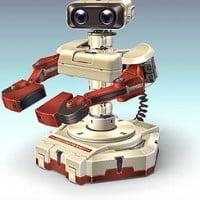 Robotic Operating Buddy - Gyromite