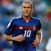Zinedine Zidane's headbutt 2006 World Cup Final