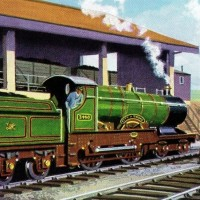 GWR 3700 Class 3440 City of Truro