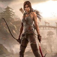 Lara Croft (Angelina Jolie in Tomb Raider)