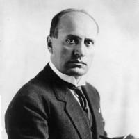 Benito Mussolini (Italy)