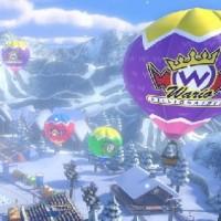 Wii U Mount Wario