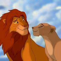 Simba and Nala (The Lion King)