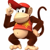 Diddy Kong - Super Smash Bros. 4
