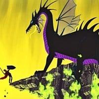 Prince Philip vs Dragon Maleficent
