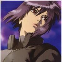 Motoko Kusanagi - Ghost in the Shell
