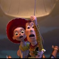 Woody and Jessie's Escape