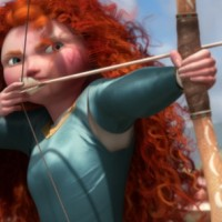 Merida Shoots for Her Own Hand