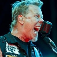 James Hetfield - Metallica