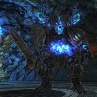 Blue Smelter Demon