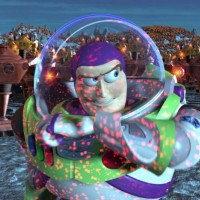Buzz Lightyear Video Game Opening